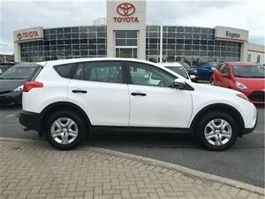 2013 Toyota RAV4 AWD LE Very Low Mileage!