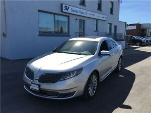 2013 Lincoln MKS Navigation, Dual Sunroof, Leather !!!