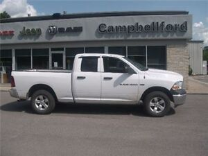 2012 Ram 1500 AIR Conditioning 4X4 Power Windows AND Locks