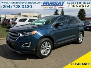 2016 Ford Edge SEL AWD *Backup Cam* *Heat Cloth* *Wi-Fi*