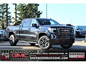 2020 Gmc Sierra 1500 AT4 | Heated/AC Leather | Wireless Charging