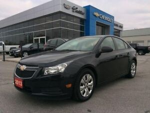 2013 Chevrolet Cruze LS   Bluetooth   USB Port