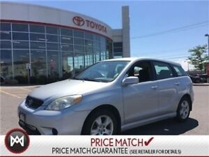 2006 Toyota Matrix POWER GROUP, AC, AUTO Look at the LOW price o