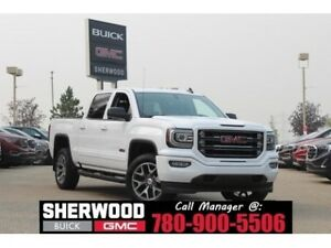 2018 GMC Sierra 1500 SLT | All Terrain | 6.2L V8 | Heated Leathe