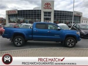2017 Toyota Tacoma Limited DEALER DEMO