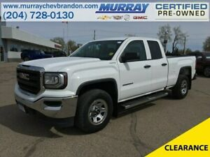 2016 Gmc Sierra 1500 Extended Cab Base 4WD