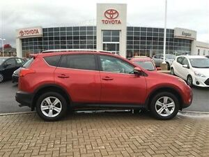 2013 Toyota RAV4 AWD XLE Navigation Package!