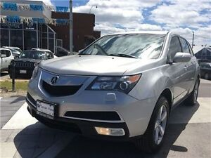 2013 Acura MDX Technology Package Navigation, Leather, Sunroof !