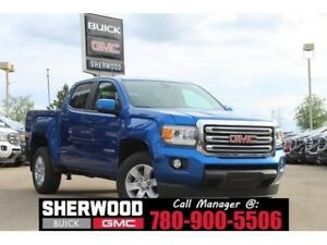 2018 GMC Canyon SLE | Backup Camera | Bluetooth | SiriusXM Radio