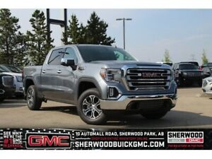 2019 Gmc Sierra 1500 SLT | Heated Leather | Memory Seat | Remote