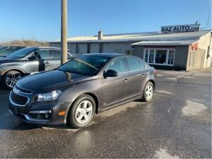 2016 Chevrolet Cruze RS Limited