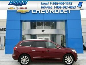 2016 Buick Enclave Premium! AWD! NAV! QUADS! HEATED+COOLED! 20 A