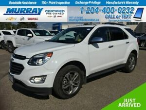 2017 Chevrolet Equinox Premier AWD *Fwd Collision* *Blind Side*