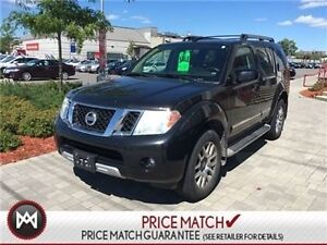 2010 Nissan Pathfinder NAV, LEATHER, SUNROOF, A great SUV from M