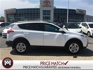 2015 Toyota RAV4 KEYLESS ENTRY,AWD & LOTS MORE! CRAZY LOW MILEAG