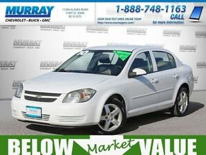 2010 Chevrolet Cobalt LT  **LOWS kms! NEW tires!**
