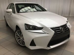 2018 Lexus IS 300 Luxury Package
