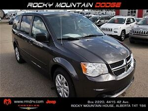 2016 Dodge Grand Caravan Canada Value Package * PRICE REDUCED