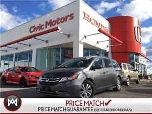 2015 Honda Odyssey EX-L - DVD ENTERTAINMENT, LEATHER, SUNROOF