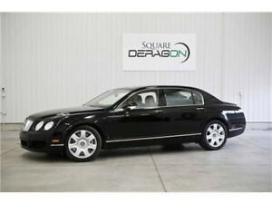 2007 Bentley Continental FLYING SPUR V12 AWD+UN PROPRIÉTAIRE+PAS