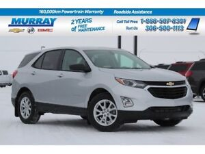 2019 Chevrolet Equinox LS 1.5T FWD*REMOTE START,HEATED SEATS*