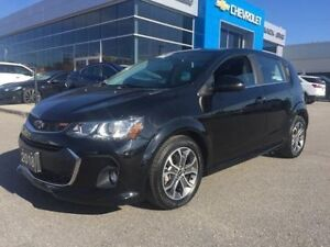 2018 Chevrolet Sonic LT   Sunroof   Heated Seats   Bluetooth   R
