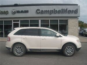 2008 Ford Edge LTD AWD Leather Panoramic Sunroof Power Driver SE