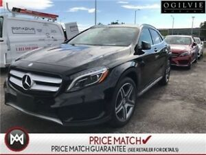 2015 Mercedes-Benz GLA250 Panoroof, Nav, AMG styling