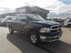 2015 Ram 1500 SXT Quad CAB 4X4, Only 15, 000 KMS !!!