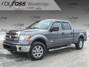 2013 Ford F-150 XLT 6.5 BED, XTR, ECOBOOST