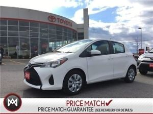 2015 Toyota Yaris LE: POWER GROUP, BLUETOOTH HATCHBACK AUTO AC P