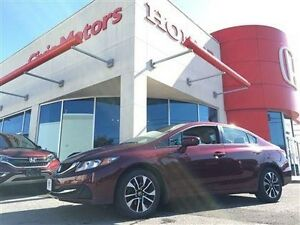 2014 Honda Civic Sedan SUNROOF, BLUETOOTH, HEATED SEATS