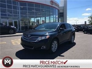 2016 Toyota Venza AWD XLE, LEATHER, HEATED SEATS, NAV