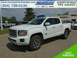 2017 Gmc Canyon Crew Cab SLE All-Terrain 4WD *Backup Cam* *Heat