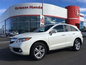 2014 Acura RDX LEATHER,AWD,SUNROOF,HEATED SEATS,BACKUP CAMERA WH
