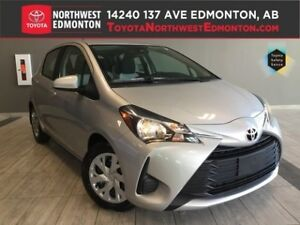 2018 Toyota Yaris 5-Door Hatchback LE
