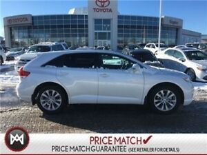 2016 Toyota Venza TOP OF THE LINE + FULL WARRANTY TILL 2024 VERY