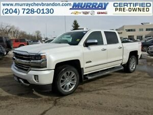 2017 Chevrolet Silverado 1500 Crew Cab High Country 4WD *Nav* *F