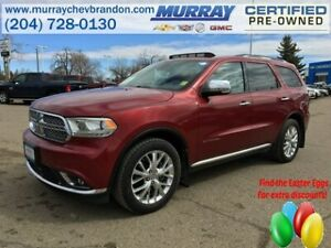 2014 Dodge Durango Citadel AWD 7 Pass *Nav* *FCW Active Brake* *