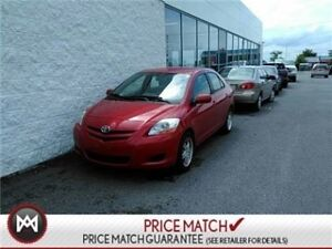 2008 Toyota Yaris SEDAN CE, AUTO, AC, POWER GROUP Just traded In