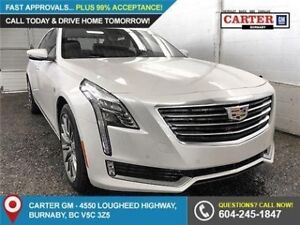 2018 Cadillac CT6 3.6L Luxury AWD - Luxurious Leather Interio...