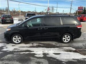 2012 Toyota Sienna CE 7-Pass V6 6A What a Great Value! Kingston Kingston Area image 5