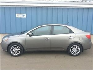2011 Kia Forte EX   Manual Transmission   Bluetooth   Heated Sea