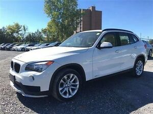 2015 BMW X1 AWD LEATHER ROOF
