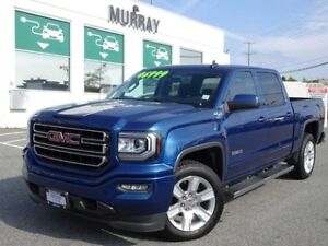 2018 GMC Sierra 1500 SLE CCab 4WD Elevation, Trailering Pkg