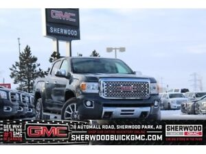 2019 GMC Canyon Denali | Heated/AC Leather | Wireless Charging