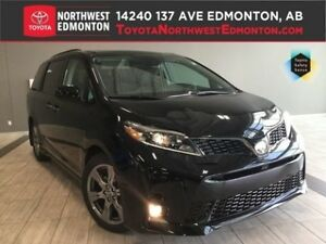2018 Toyota Sienna SE 8 Passenger V6 | Technology Package