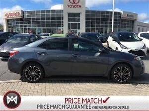 2015 Toyota Corolla ALLOYS,SUNROOF &LOTS MORE! WHAT A SHARP CORO