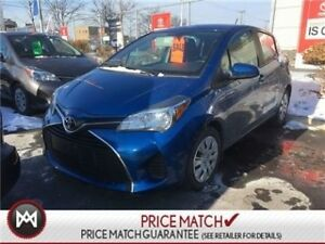2015 Toyota Yaris LE: POWER GROUP, USB, AUTO Great City Car