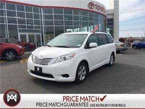 2017 Toyota Sienna LE: ALLOY WHEELS, POWER SEAT Save $1000's  ov